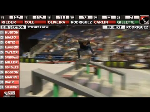 Street League 2012: Heats On Demand - Ontario Qualifying Heat 4 BIg Section