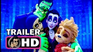 MONSTER FAMILY Official Trailer (2018) Emily Watson Nick Frost Animated Family Movie HD