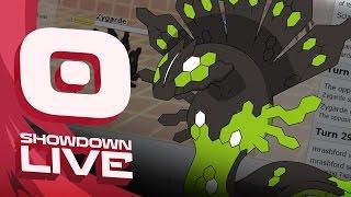 """Banded Zygarde: THE MOVIE"" Pokemon Sun & Moon! OU Showdown Live w/PokeaimMD & PK!"