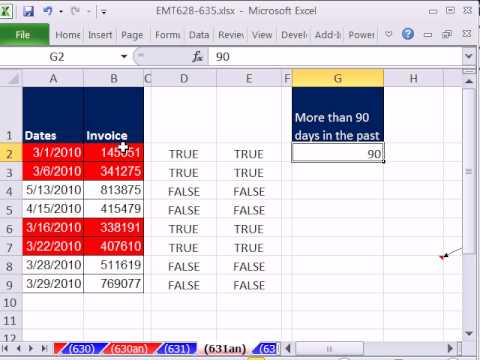 If condition in excel 2007 with example forms