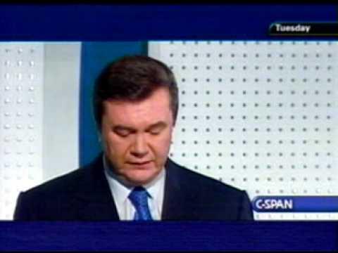 Ukrainian presidential election, 2004 Viktor Yanukovych