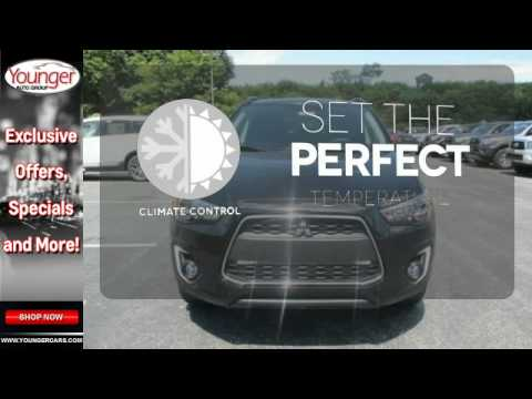 2015 Mitsubishi Outlander Sport Winchester-WV Hagerstown, MD #M2066200