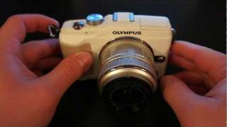 Olympus E-PL2 Review
