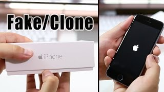 Fake iPhone 6S Unboxing [Clone]