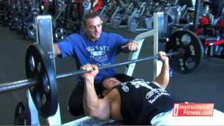 Instructional Fitness - Bench Press