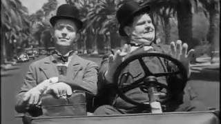 Laurel Hardy Busy Bodies