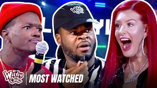 Top 5 Most-Watched March Videos | Wild 'N Out