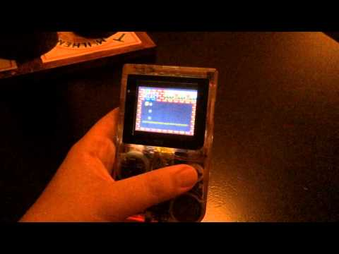 Pi Pocket - The Raspberry Pi Gameboy Pocket