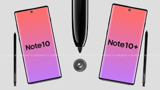 Samsung Galaxy Note 10 CONFIRMED