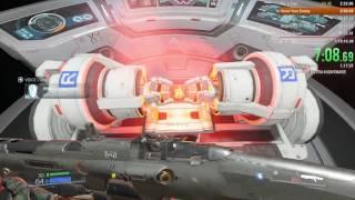 DOOM (Ultra-Nightmare) Speedrun in 1:16:00 [Personal Best]