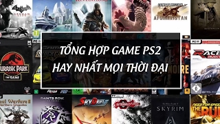 Game PS2 hay | Tổng hợp game ps2 hay nhất - Top ps2 game collection #1