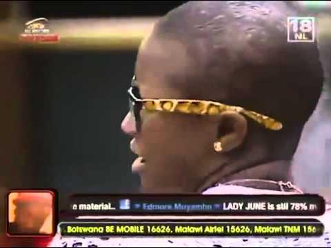 Big Brother Africa - Slap Me Bitch video