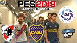 Pro Evolution Soccer 2019 | Boca Jrs vs River Plate - La Bombonera - Relatos De Paoli
