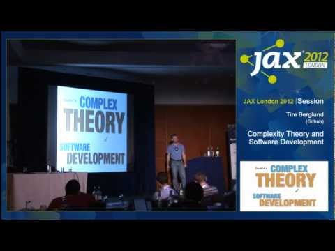 JAX London 2012: Complexity Theory and Software Development