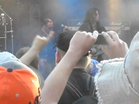 Dio Disciples - Catch the Rainbow/Stargazer Live, Sauna Open Air, Tampere, Finland 10.06.2011