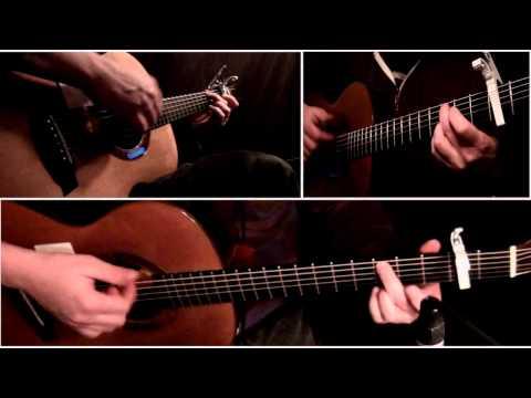 Let It Go (Demi Lovato) - Fingerstyle Guitar