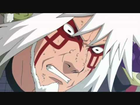 Jiraiya Vs Pain (sub Español) video