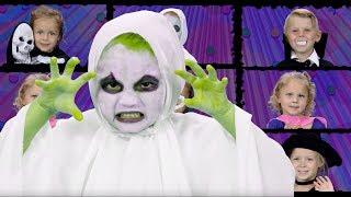 Halloween Finger Family | Finger Family Song
