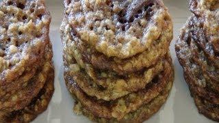 Cooking   Galletas Crocantes de Avena con Chocolate   Galletas Crocantes de Avena con Chocolate