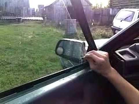 Видео как снять пленку с автомобиля