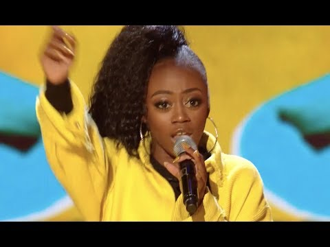 Rai Elle Brings A Dynamic Performance With 'Bailando' | Live Show | The X Factor UK 2017