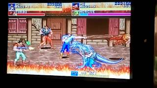 Cadillacs: Kyouryuu Shin Seiki Japan 930201 ARCADE GAMEPLAY 2017 PART 2