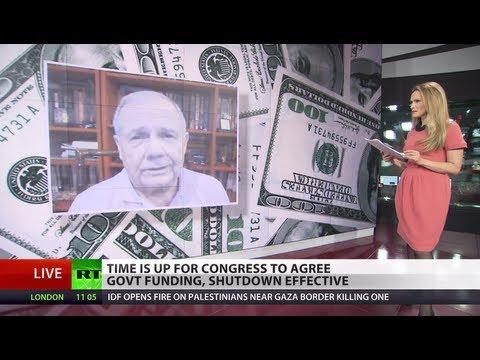 Jim Rogers: US govt shutdown is sham & charade to jerk us all around