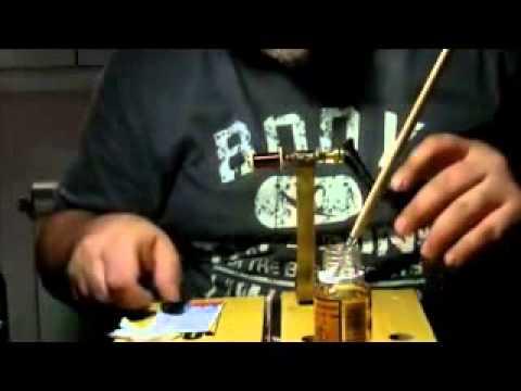 Hand made tattoo coils