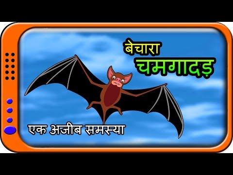 Bechara chamgadar - Story in Hindi for children | Panchatantra Kahaniya | moral stories for kids thumbnail