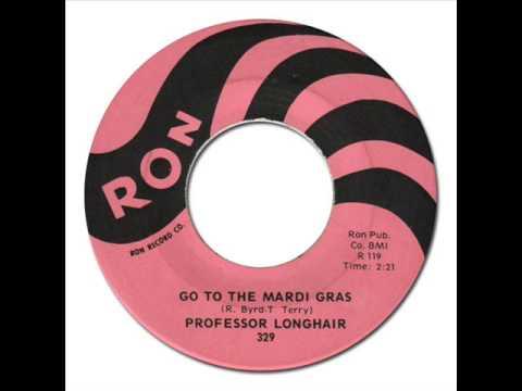 ROFESSOR LONGHAIR - Go To The Mardi Gras [Ron 329] 1959