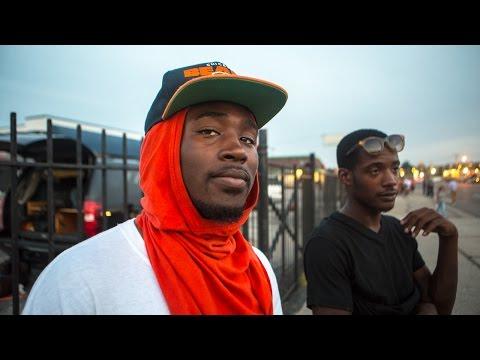 Poetry in Ferguson