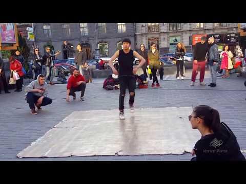 Уличные танцы Крещатика 2018 2-ая часть