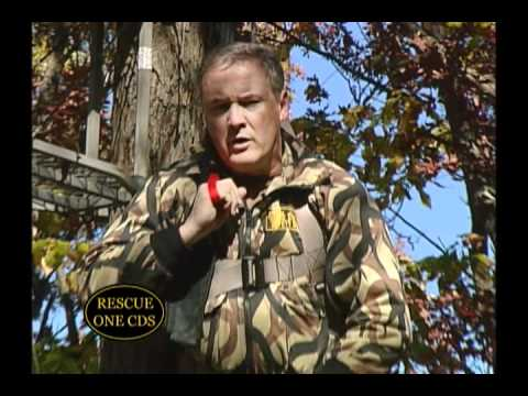 Rescue One CDS II Tree Stand Hunting Harness By Mountaineer Sports