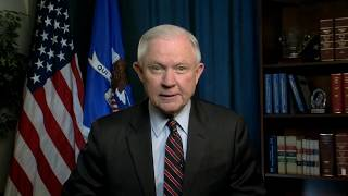 Thanksgiving Message from Attorney General Sessions