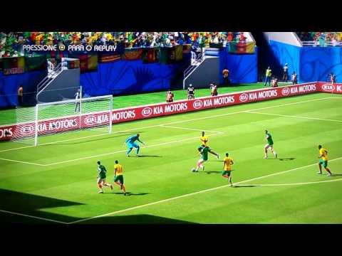 FIFA World Cup Brasil 2014 México x Camarões.