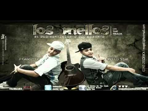 Los Mellos On The Track  Ft. Shadow Blow -  La Menol Rmx