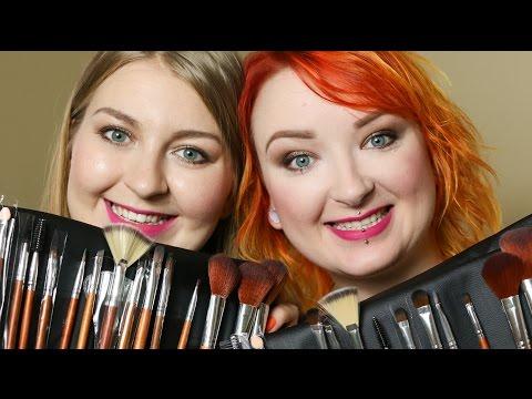 Test: NAJTAŃSZE PĘDZLE do makijażu ★ Panna Joanna ★ Red Lipstick Monster ★