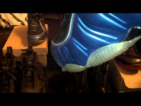 Foamposite Collection