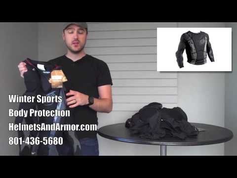 Winter Sports Body Armor