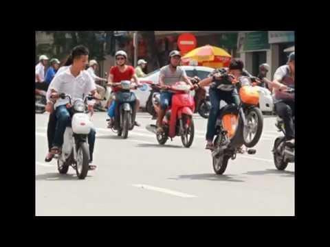 Xe đạp điện và hình ảnh đặc sắc - Thế giới xe đạp điện