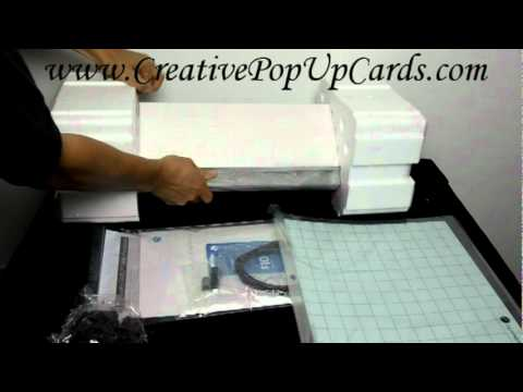 Silhouette Cameo Electronic Cutting Machine: Unboxing
