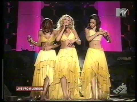 Destiny's Child - Gospel Medley (Live @ Jam In The Park 2001)