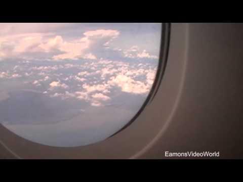 Emirates Flight Dubai to Kuala Lumpur May 2013