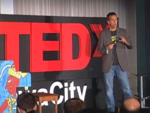 TEDxIowaCity - Peter Kageyama - For the Love of Cities