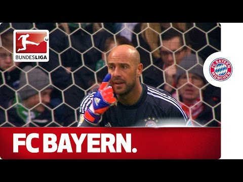Pepe Reina - A World-Class No.2