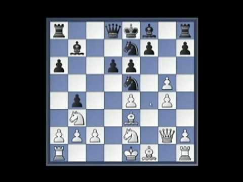 Alexei Shirov versus Judith Polgar from