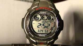 Casio G-7100 G-Shock Watch
