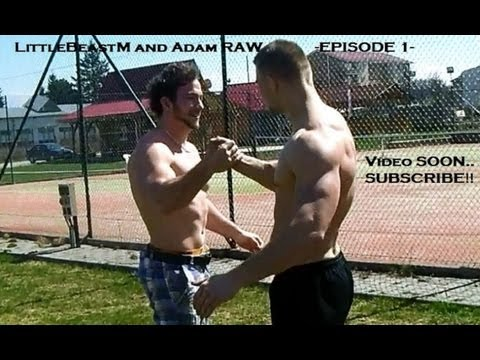 LittleBeastM and Adam RAW episode 1 -RECOVERY-