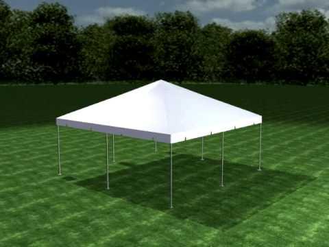 Economy Tent Intl Trio Frame System