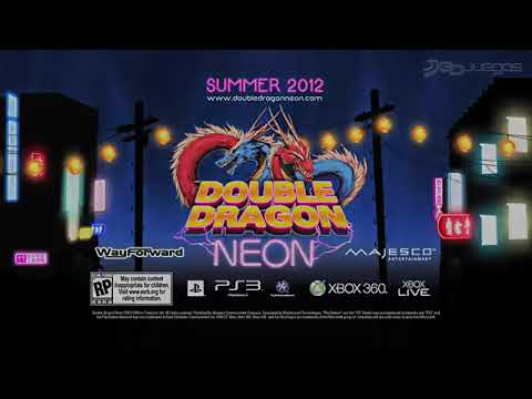Double Dragon Neon Gameplay Trailer
